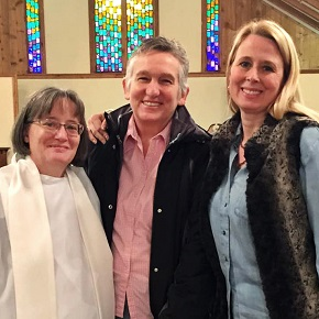 A Call to Fellowship—Rev. Wendy Joyner Peacock helps congregation 'make beautiful music' in Southwest Georgia