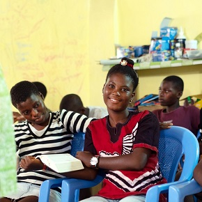 Share Abundant Life: CBF field personnel help West African community discover God-given gifts and live moreabundantly