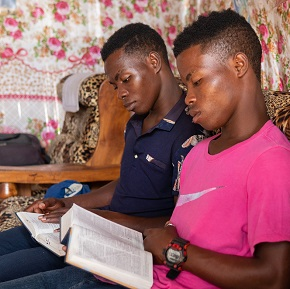 The Impact of Abundant Life: Assou and Sevi's Story