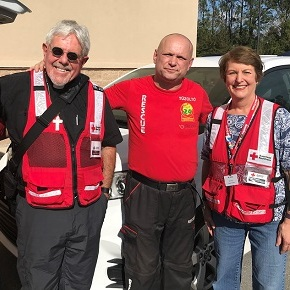 Not just mucking out—CBF disaster relief chaplain Mary Nell McCoy ministers to those experiencing crisis and disaster