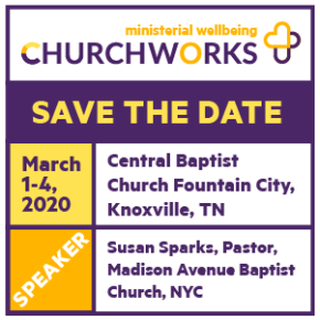 Relax and be renewed at ChurchWorks 2020