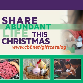 Share Abundant Life This Christmas