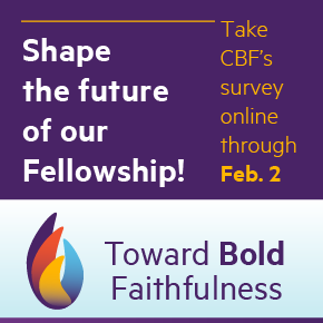 Re-engaging in Bold Faith