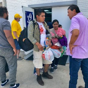 """An immigration """"bottleneck,"""" Chiapas is home tomisery"""