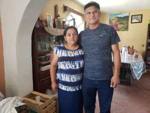 Oralia & Lorenzo Ortiz