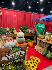 CBF grant supports mobile produce stand serving South Carolina's Pee Dee region