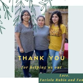 CBF Coronavirus fund blesses immigrants in Central Texas
