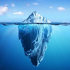 Human Icebergs