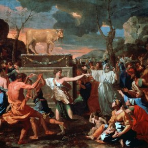 Encountering God, Not theCalf