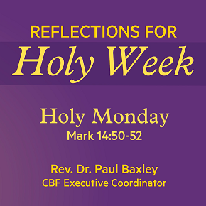 Reflections for Holy Week – Holy Monday