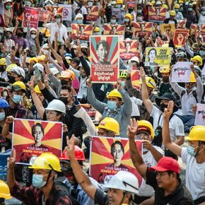 Myanmar in Crisis!