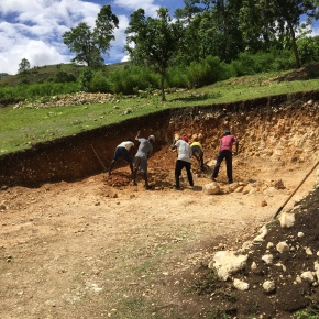 Dream for a clinic becomes reality in Haitimountains