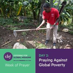 Global Poverty: The Generosity ofPresence