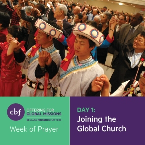 Global Church: One Body, OneSpirit
