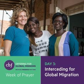 Global Migration: A WelcomingPresence